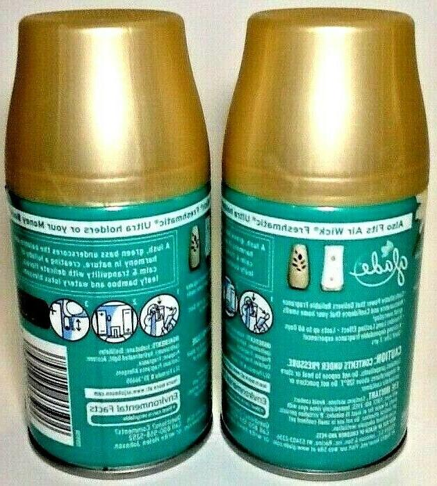 Glade Bliss - Automatic Spray Refill 6.2 each
