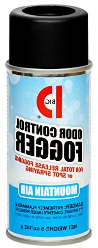 Odor Control: What Are Options? Big-D-344-Odor-Control-Fogger-Mountain-Air-Fragrance-5-oz-Pack-of-12-Kills-odors-from-fire-flood-decomposition-skunk-cigarettes-musty-smells-Ideal-for-use-in-cars-property-management-hotels