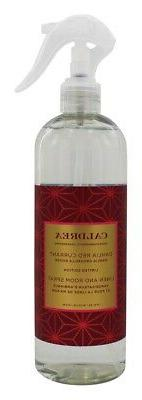 Caldrea Linen & Room Spray, Dahlia Red Currant, 16 Ounce