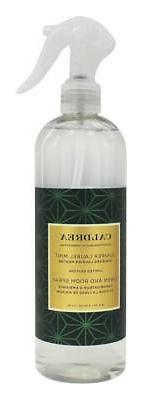 Caldrea Linen & Room Spray, Juniper Laurel Mint, 16 Ounce