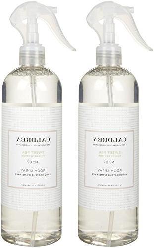 Caldrea Linen & Room Spray - Sweet Pea - 16 oz - 2 pk