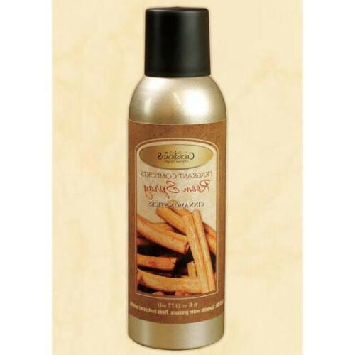 Crossroads Room Spray 6 Oz. - Cinnamon Sticks
