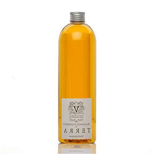 Dr. Vranjes Crystal Room Diffuser Refill 500 ml - Terra