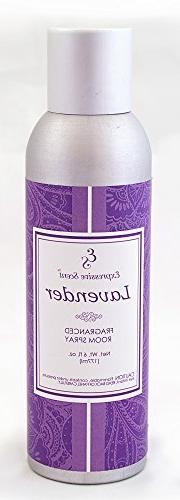 JacMax Expressive Scent Fragrance Room Spray, 6 oz, Lavender