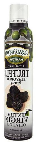 Mantova Grand'Aroma Extra Virgin Olive Oil Flavored Spray Tr