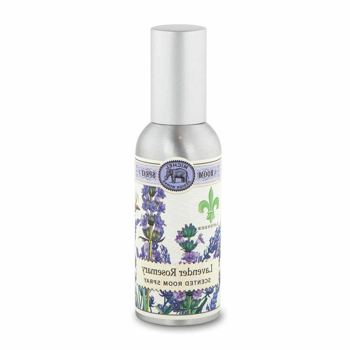 Michel Design Works Home Fragrance Spray, Lavender Rosemary