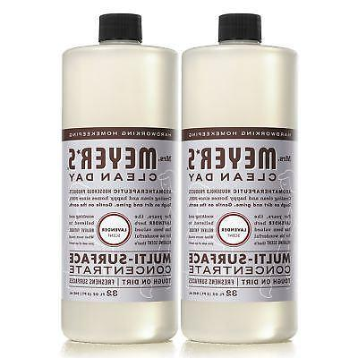 Mrs. Meyer's Clean Day Multi-Surface Concentrate, Lavender,