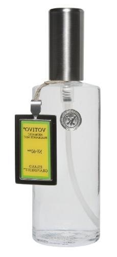 Votivo 4 oz Fragrance Mist in Glass Bottle - Island Grapefru