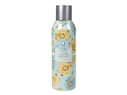 aerosol room freshener bella freesia
