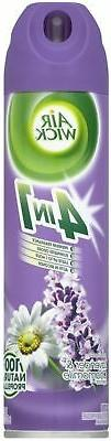 AIR WICK Aerosols - Lavender & Chamomile: 8 OZ