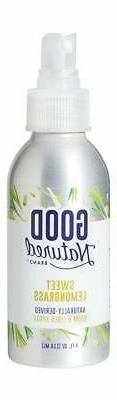 Good Natured Brand All-Natural Eco-Friendly Lemongrass Room