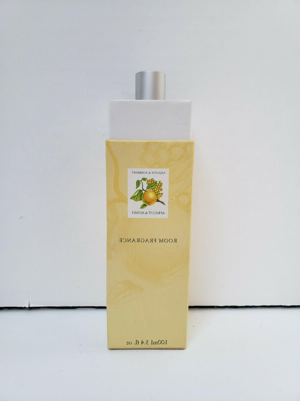 apricot and honey fragrant room spray 3