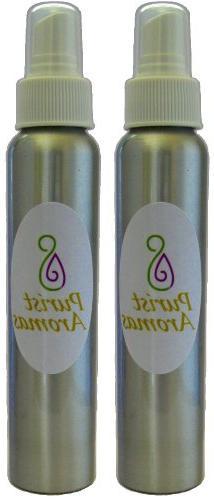 Aromatherapy Room Spray - 100% Pure Certified Organic Essent