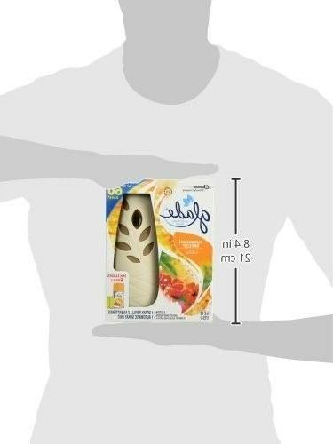 Glade Spray Freshener Starter Breeze,