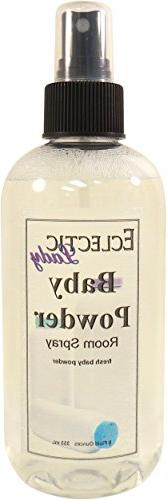 Baby Powder Room Spray, 8 ounces