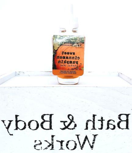 Bath & Body Pumpkin Room Spray, Wallflower Magnet
