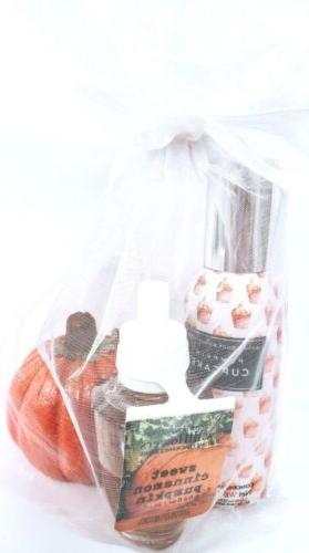 Bath Body Pumpkin Wallflower refill, Candle