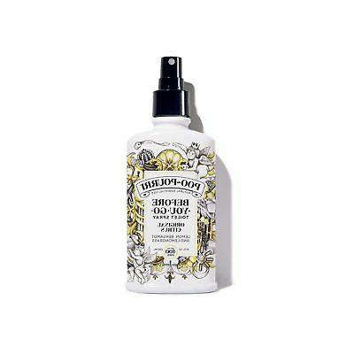 Poo-Pourri Before-You-Go Toilet Spray 8-Ounce Bottle, Origin