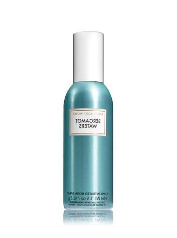 bergamot waters concentrated room can