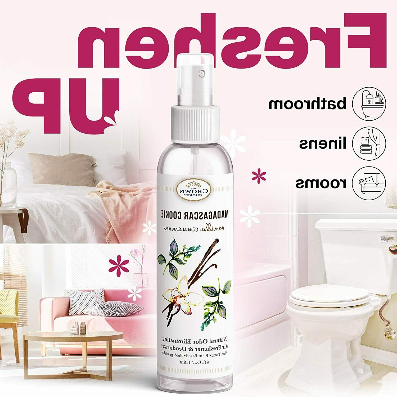 Best Natural Essential Odor Spray PK Cinnamon