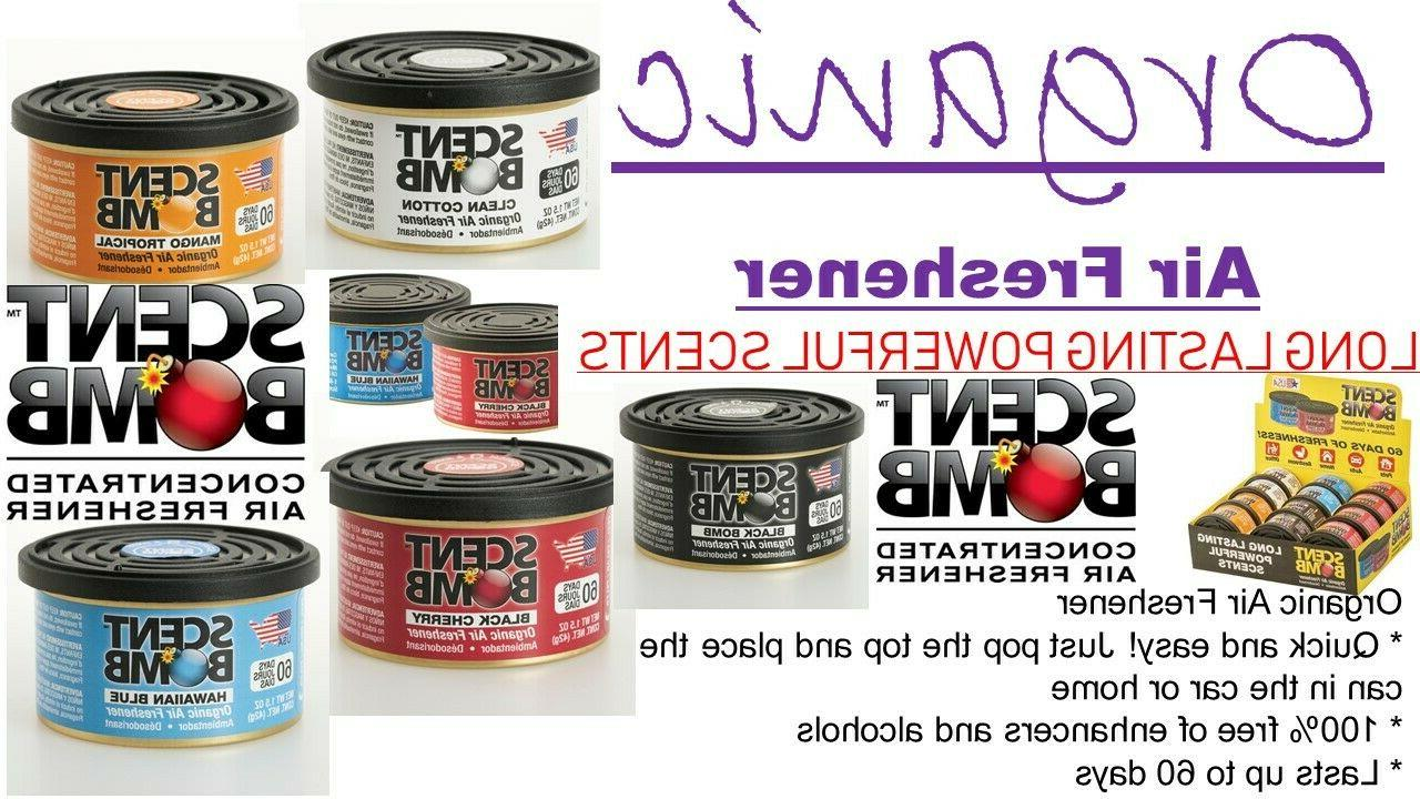 BUY 2 1 FREE 100% Concentrated Freshener Car &