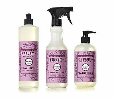 NEW Meyers Clean Day Peony Scent Basics