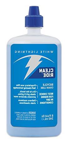 White Lightning Clean Ride The Original Self-Cleaning Wax Bi