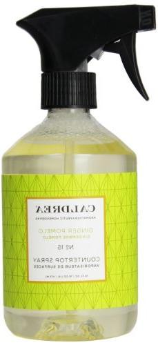 Caldrea Countertop Spray, Ginger Pomelo, 16 oz