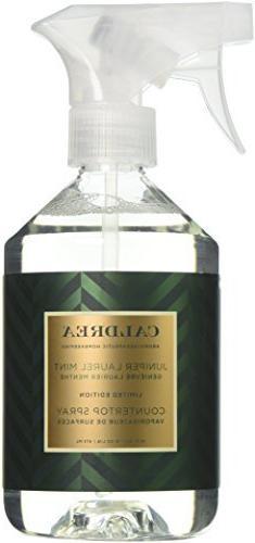 Caldrea Countertop Multipurpose Cleaner, Juniper Laurel Mint