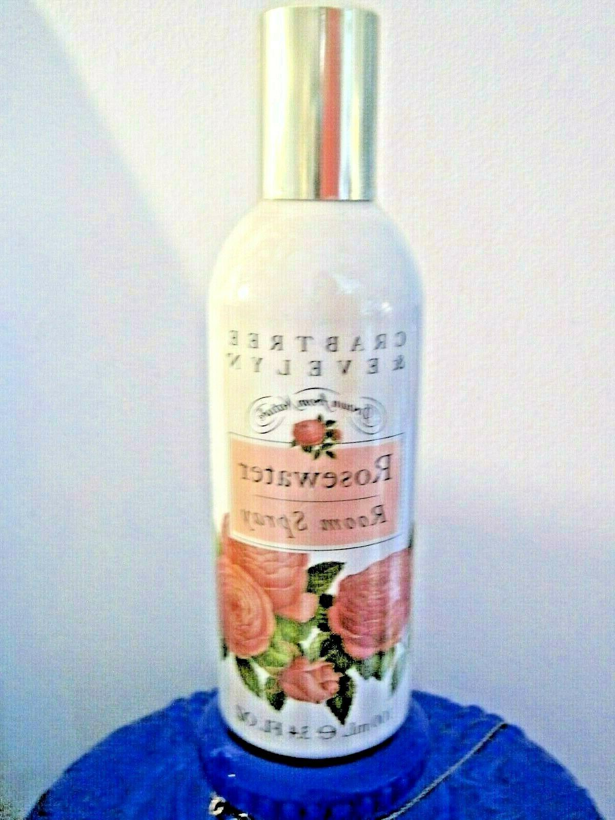 crabtree and evelyn classic rosewater home fragrance