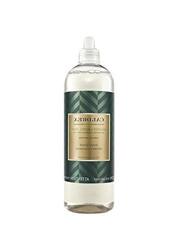 dish soap detergent juniper
