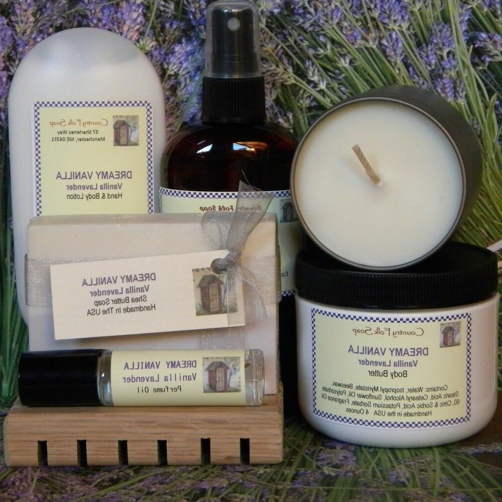 DREAMY Lavender Vanilla Home Room Fragrance