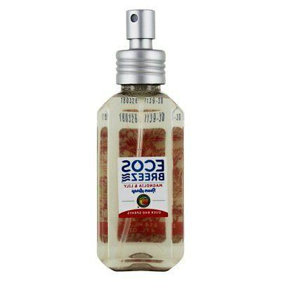 ecos breeze room spray lavender vanilla