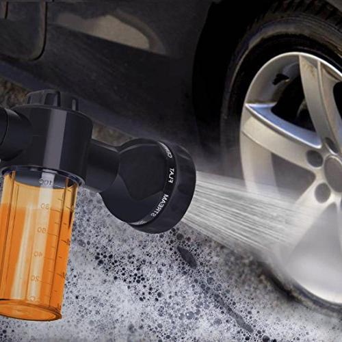 LiPing Foam Sprayer hose High Garden Sprayer, Pressure Nozzle, Watering Car Wash and