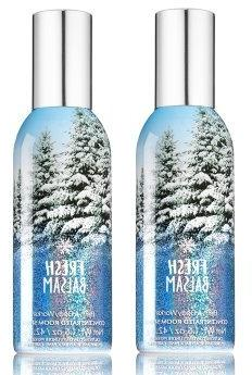 Set of 2 Bath and Body Works Fresh Balsam 1.5 Ounce Concentr