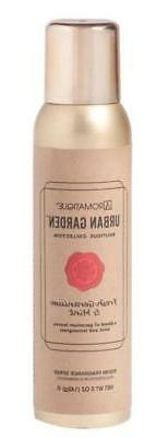 FRESH GERANIUM38; MINT Urban Garden Aromatique Room Spray