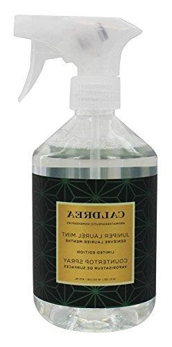 Caldrea Juniper Laurel Mint - Countertop Spray - Seasonal Wi