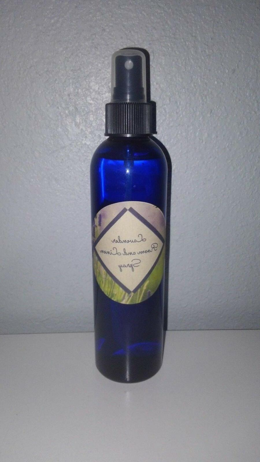 lavender room and linen spray 8 oz