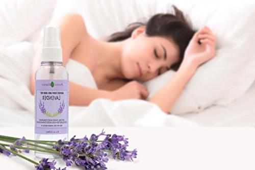 Spray Natural Mist LAVENDER Relax Body Mind – a Freshener, Pillow Sleep