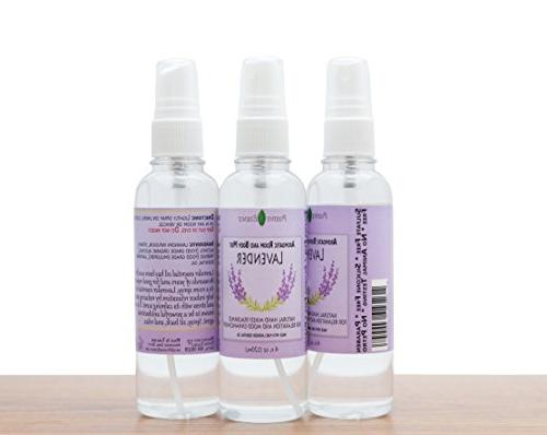 Lavender and Mist Made LAVENDER OIL Relax Your Body Mind – a Freshener, Sleep