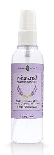 Lavender Linen and Room Spray - Natural Aromatic Mist Made w