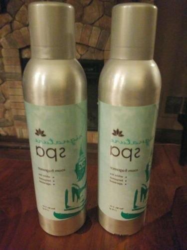 lot of 2 signature spa room fragrance