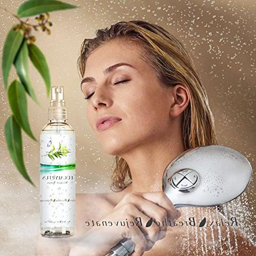 Luxury Shower Spray, Best Essential Oil Spa Room,