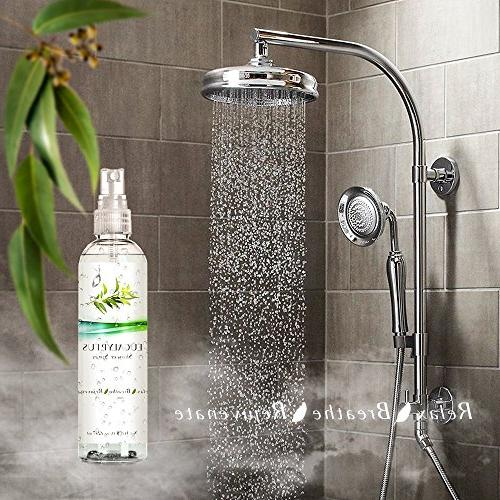 Luxury Eucalyptus Shower Spray, Best Essential Spa Room, Showers