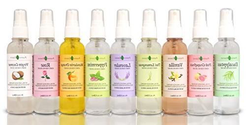 Positive Essence Thai Lemongrass Linen & Spray Made Pure Essential - Relax Your Body & Bathroom Freshener Eliminator
