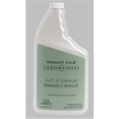 Black Diamond Marble & Tile Floor Cleaner. Great for Ceramic
