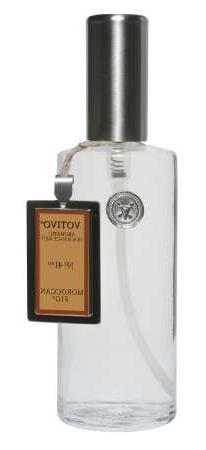 Votivo Moroccan Fig Fragrance Mist in 4 Oz Glass Bottle
