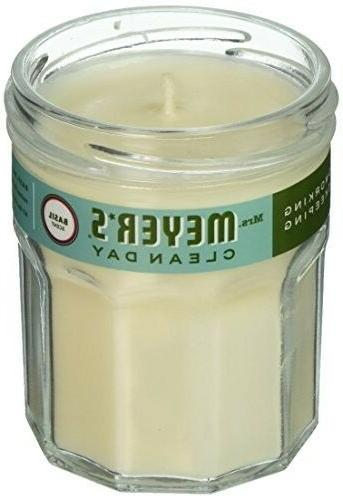 Mrs. Meyer's Scented Soy Glass, 4.9