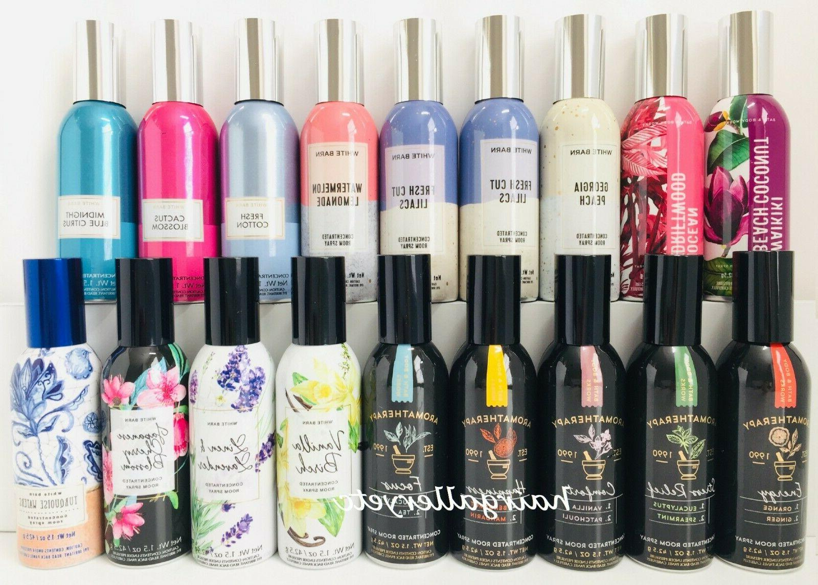 NEW WORKS FRAGRANCE SPRAY PERFUME OZ YOU PICK