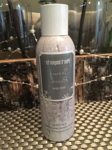 new room spray snowy birch 6 oz